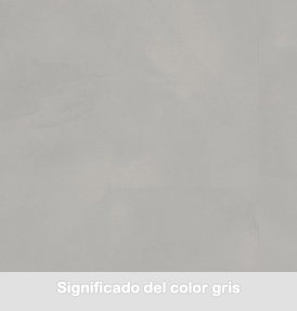 significado color gris